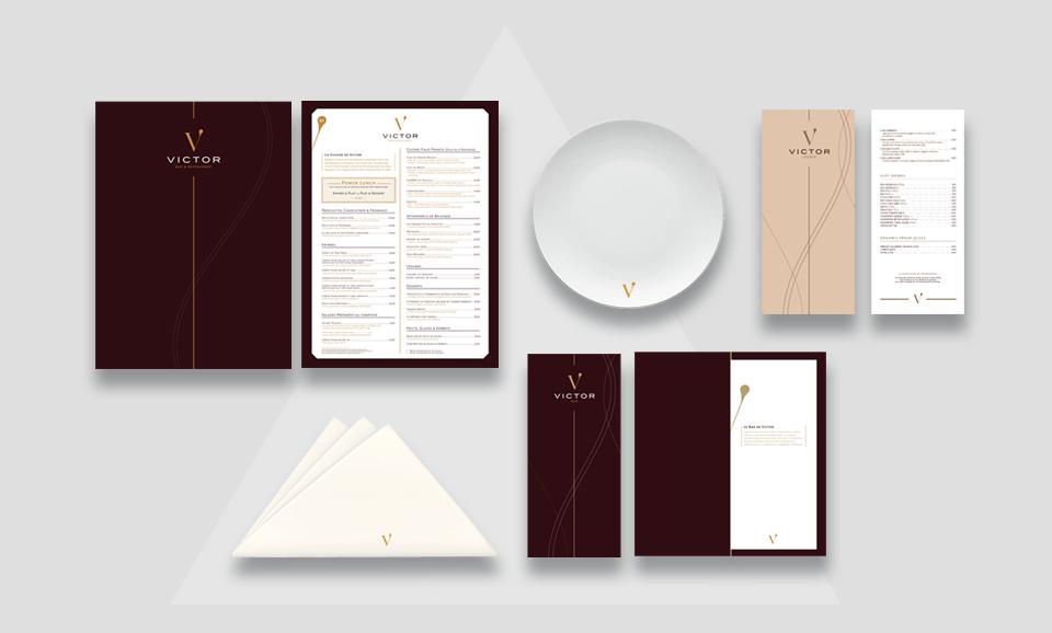 Cartes Victor restaurant – Pullman