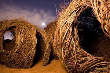 Land Art - Chaumont-sur-Loire - Patrick Dougherty
