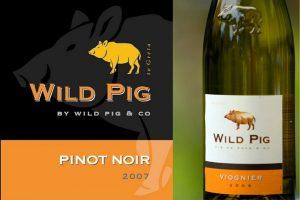 Vins de marque - Études - Wild Pig
