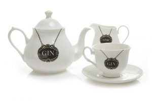 Créativité - Packagings - Thé - GIN TEA SET - Product of your Environment