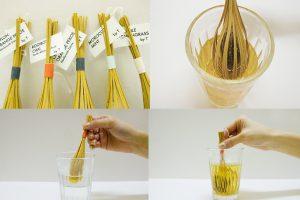 Créativité - Packagings - Thé - TEA TO-GO STICK - Jeeyun Michaella Chung