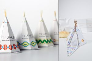Créativité - Packagings - Thé - TEAPEE - Sophie Pepin
