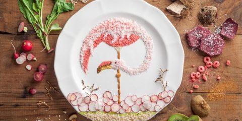 Food art original - Printemps - Anna Keville Joyce 5