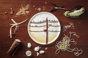 Food art original - Printemps - Anna Keville Joyce 4