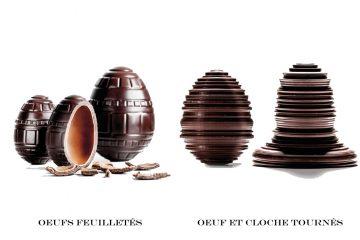 Pâques 2014 - Oeufs Chocolats - Alain Ducasse