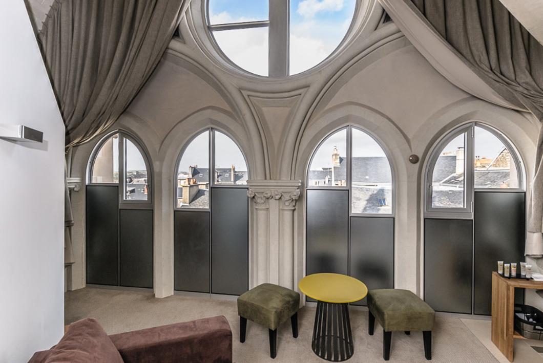 Restaurants h tels pieuses r habilitations brunch for Hotel design poitiers