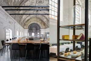 Restaurants & hôtels : The Jane - Restaurant - Anvers - Belgique 3