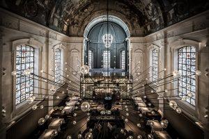 Restaurants & hôtels : The Jane - Restaurant - Anvers - Belgique
