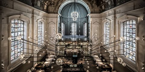 Restaurants & hôtels : The Jane - Restaurant - Anvers - Belgique