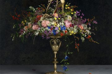 Lookbook printemps/été - Bouquets fleurs - Christian Louboutin - Peter Lippmann 5