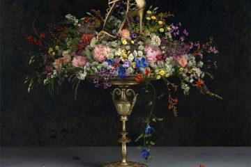 Lookbook printemps/été - Bouquets fleurs - Christian Louboutin - Peter Lippmann 5