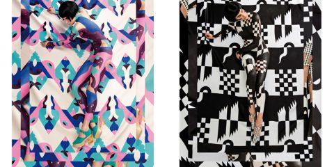 Affiches graphiques : Minna Parikka - Janine Rewell