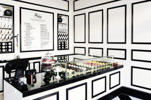 Pâtisserie Bo Nuage - Melrose Avenue, Los Angeles - Architecte Jessica Marx