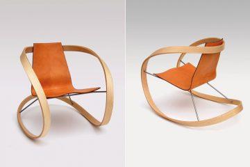 Fauteuil design - Rocking Chair : Katie Walker 2