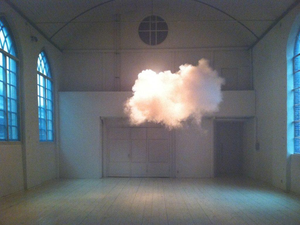 Machine à nuages - Berndnaut Smilde 8