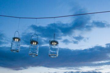 Lampe solaire à LED - Solar Jar - Consol 2