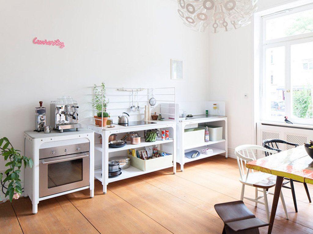 Concept Kitchen : cuisine modulable - Naber - Kilian Schindler 3