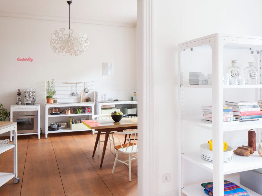 Concept Kitchen : cuisine modulable - Naber - Kilian Schindler 2
