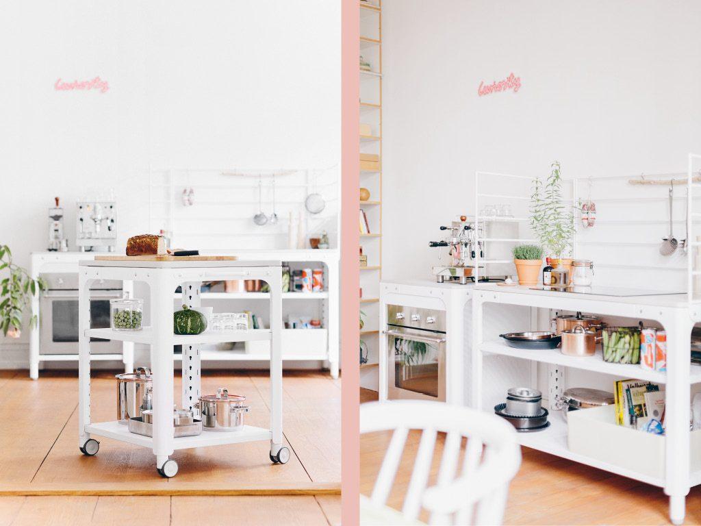 Concept Kitchen : cuisine modulable - Naber - Kilian Schindler 4
