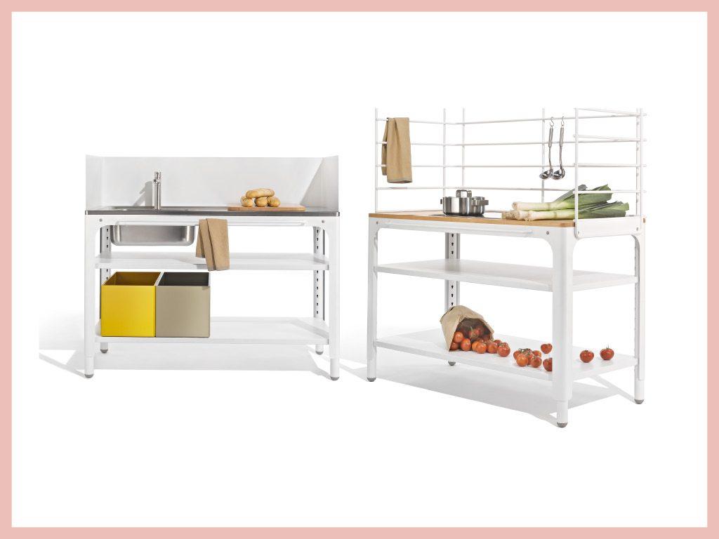 Concept Kitchen : cuisine modulable - Naber - Kilian Schindler 5