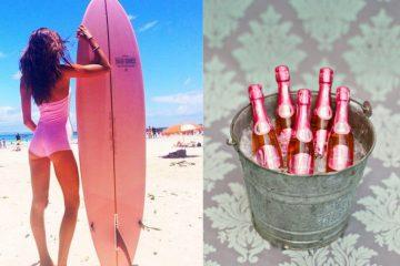 La vague rose - Cidres, Champagnes, Rosés aromatisés : Nicolas Feuillate