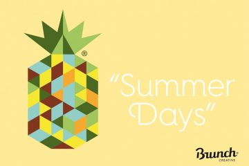 Summer days - Ananas - Brunch Creative