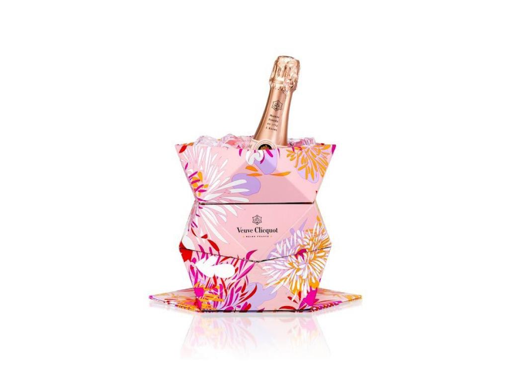 La vague rose - Cidres, Champagnes, Rosés aromatisés : Veuve Cliquot