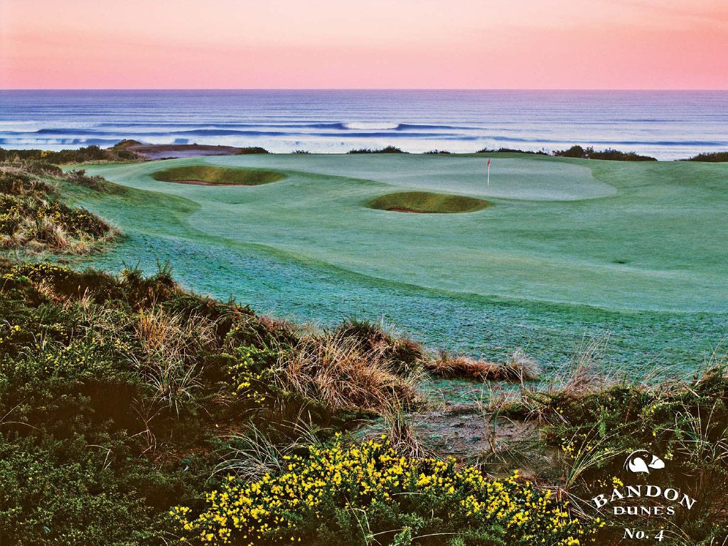 Golfs & Resorts : Bandon Dunes Golf Resort - USA 2