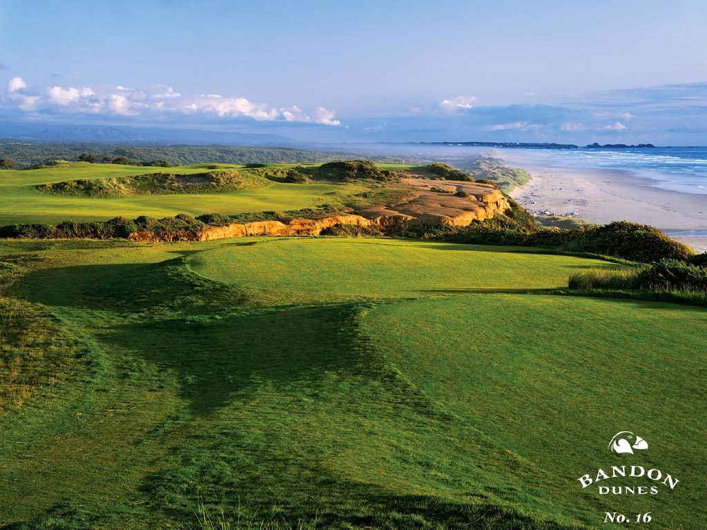 Golfs & Resorts : Bandon Dunes Golf Resort - USA 3