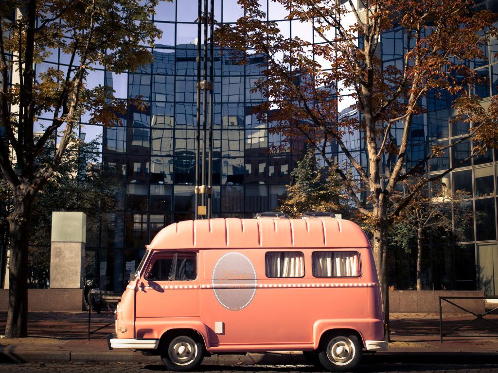 Trucks - Beauty - Le Boudoir des Cocottes