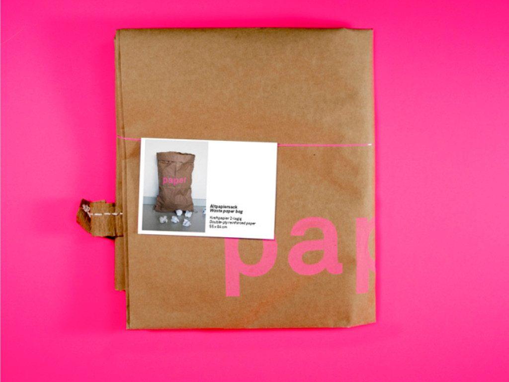 Sac papier - Emballage - Kolor