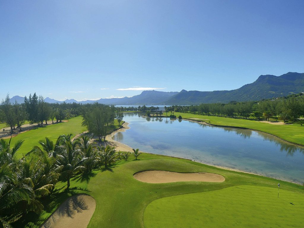 Golfs & Resorts : Paradis Hotel & Golf Club - Île Maurice 3