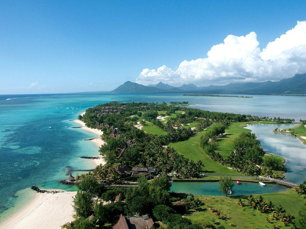 Golfs & Resorts : Paradis Hotel & Golf Club - Île Maurice 2