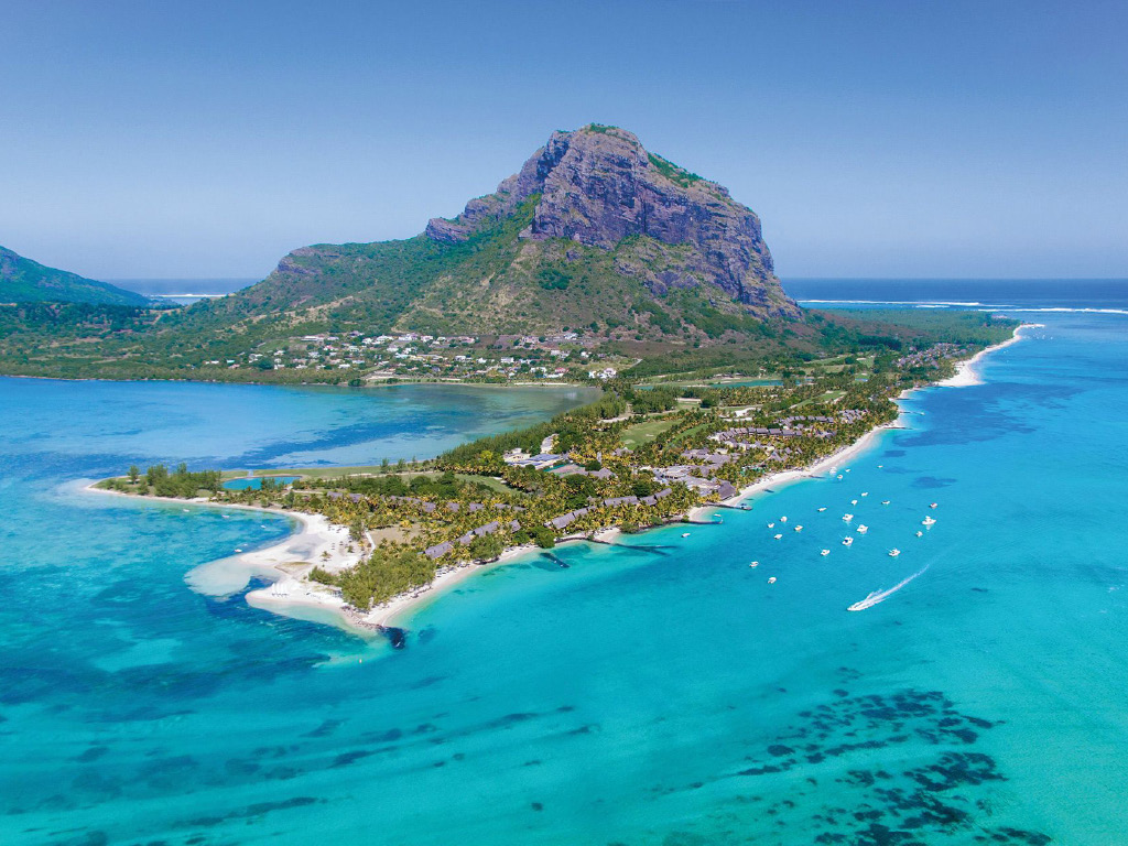 Golfs & Resorts : Paradis Hotel & Golf Club - Île Maurice