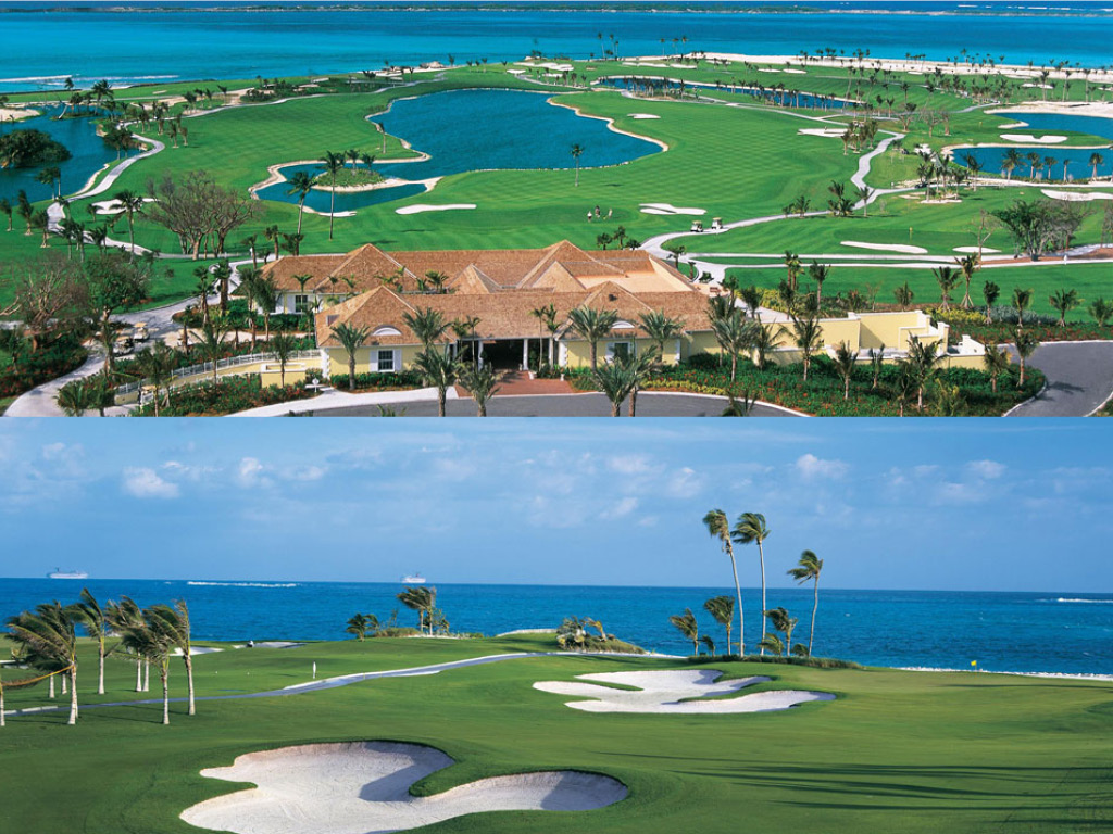 Golfs & Resorts : Ocean Club Golf - Bahamas