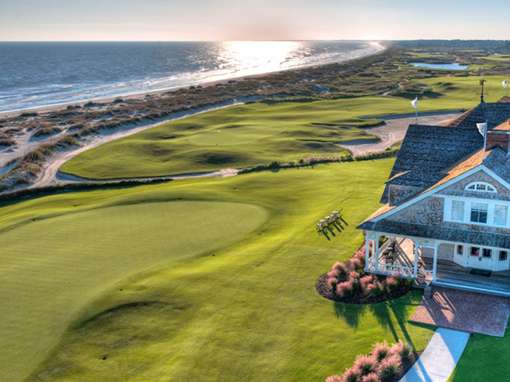 Golfs & Resorts : The Sanctuary - Kiawah Island USA