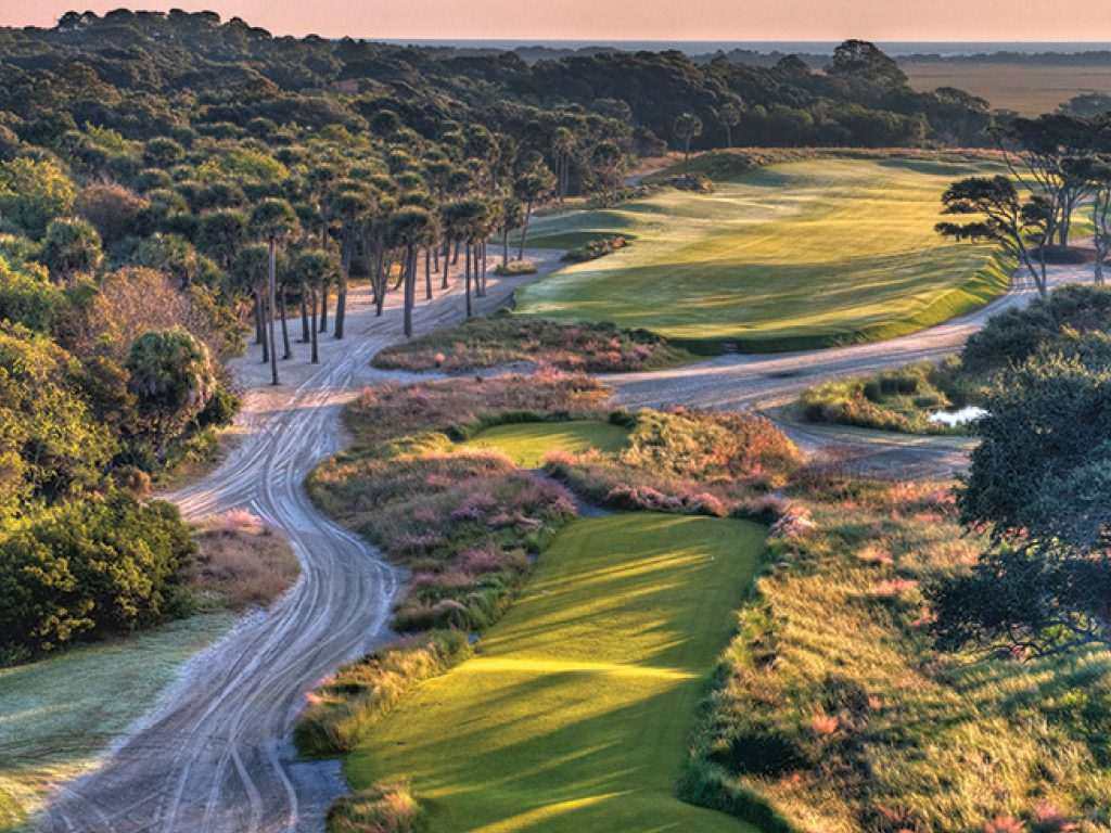 Golfs & Resorts : The Sanctuary - Kiawah Island USA 2