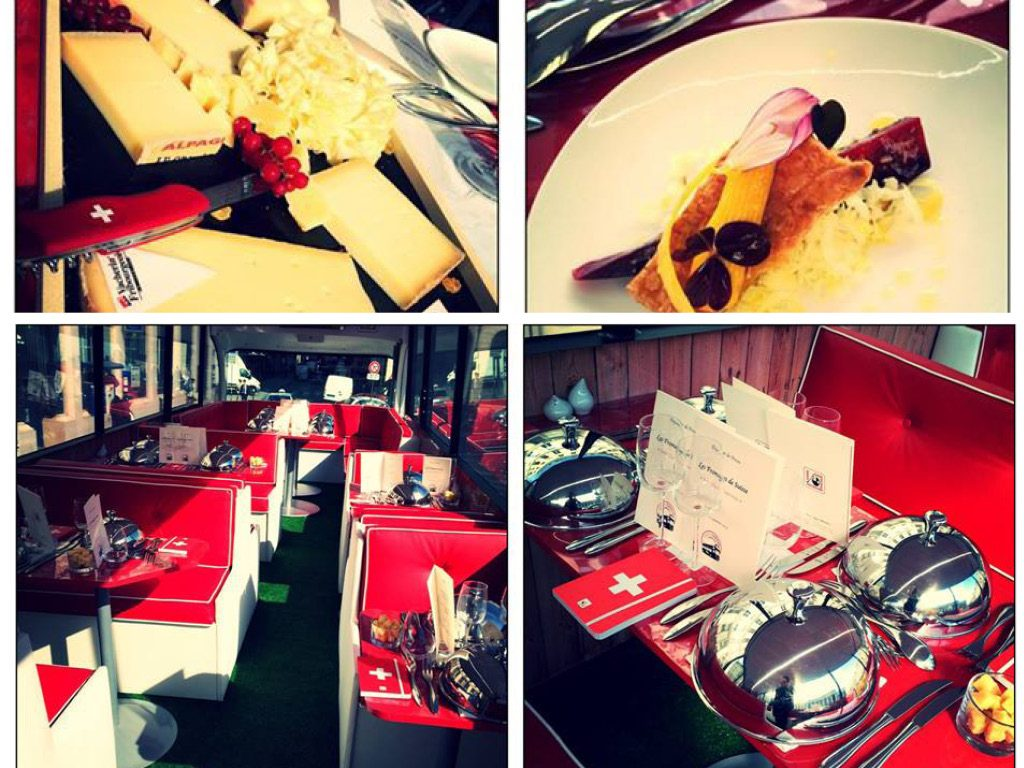 Trucks - Bus/Restaurant - Swiss cheese experience 3