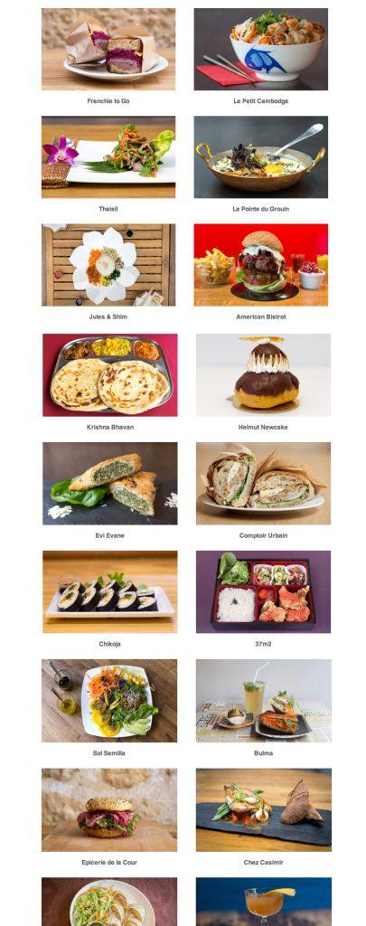 Livraison à domicile : Take Eat Easy 2
