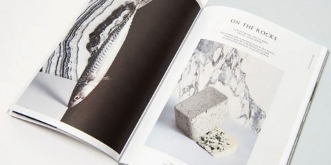 On the Rocks, magazine Mint - Gassian