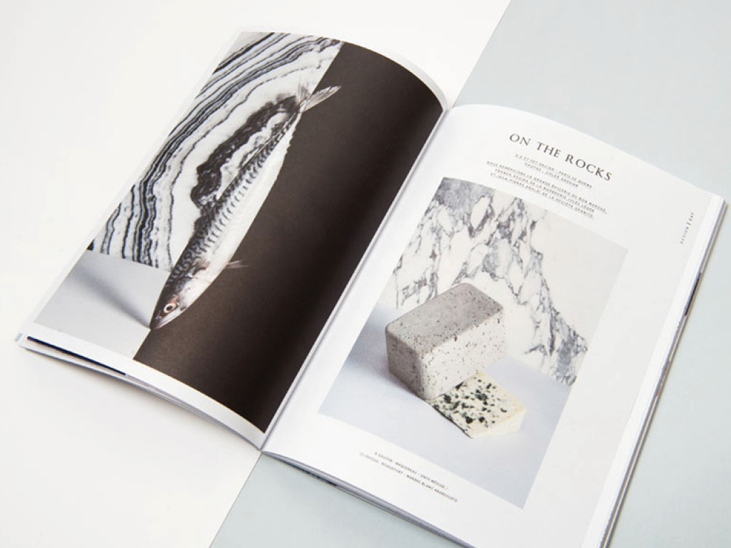 On the Rocks, magazine Mint - Gassian