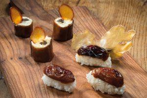 Pruneaux d'Agen - sushis