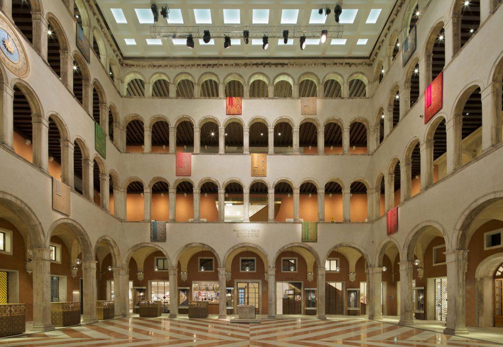 Monument intérieur – Fondaco Dei Tedeschi