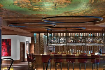 Hôtel Alpina Gstaad - bar