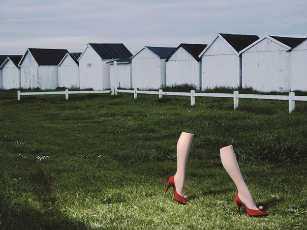 Rétrospective Guy Bourdin cliché 4