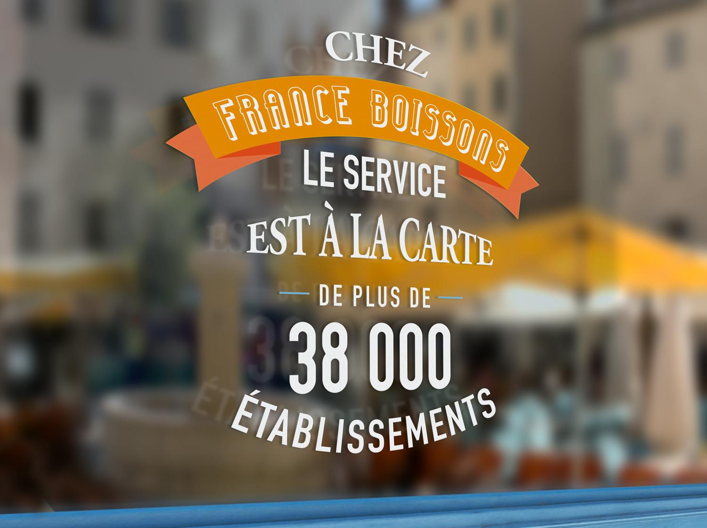 Vitrine – France Boissons