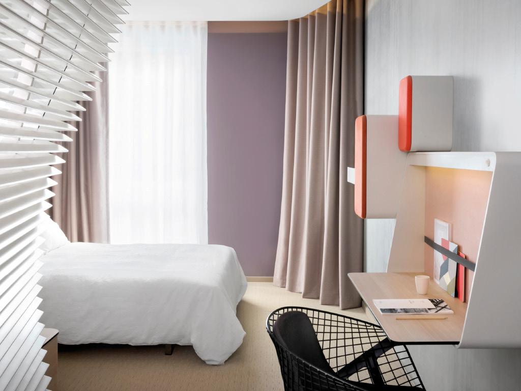 Okko h tels nouvelle cha ne h teli re aux codes design et for Hotel design grenoble