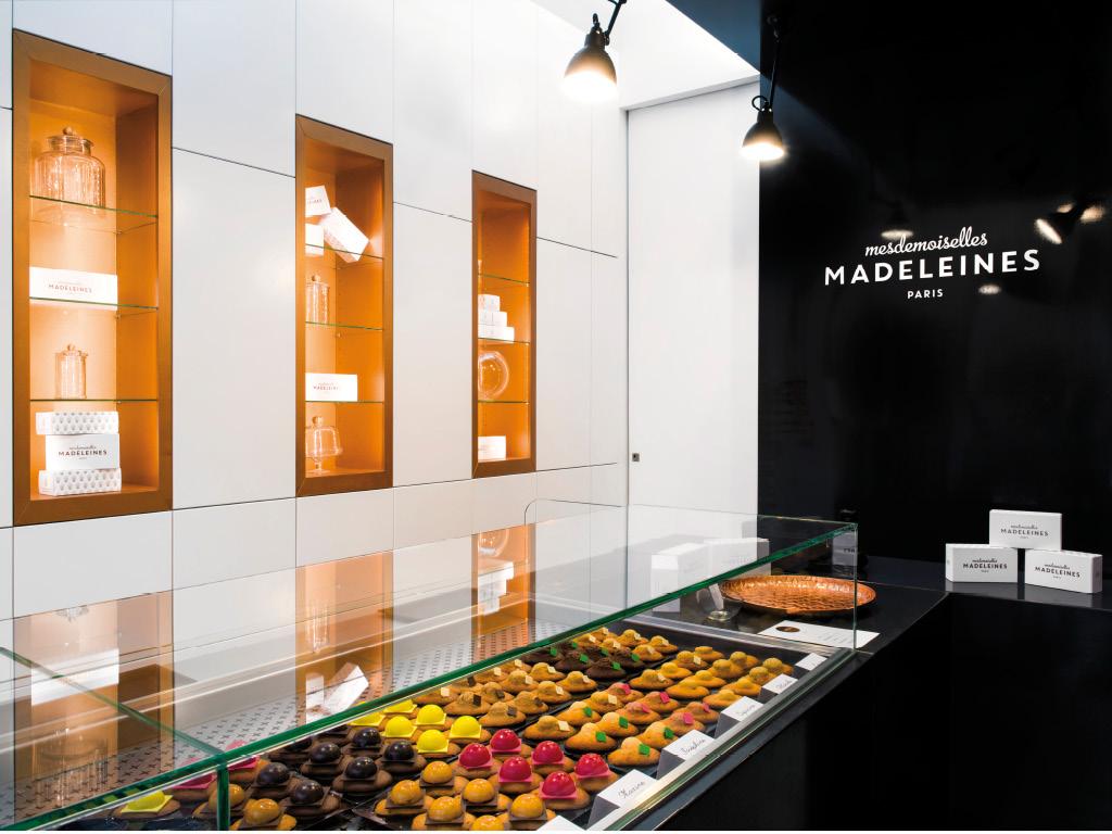 Pâtisseries Monomaniaques 2 - Mesdemoiselles madeleines - Paris