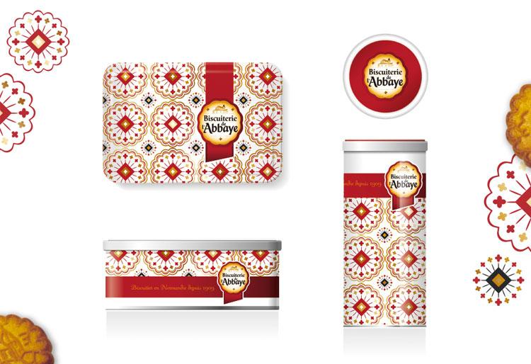 Packagings – Biscuiterie de l'Abbaye