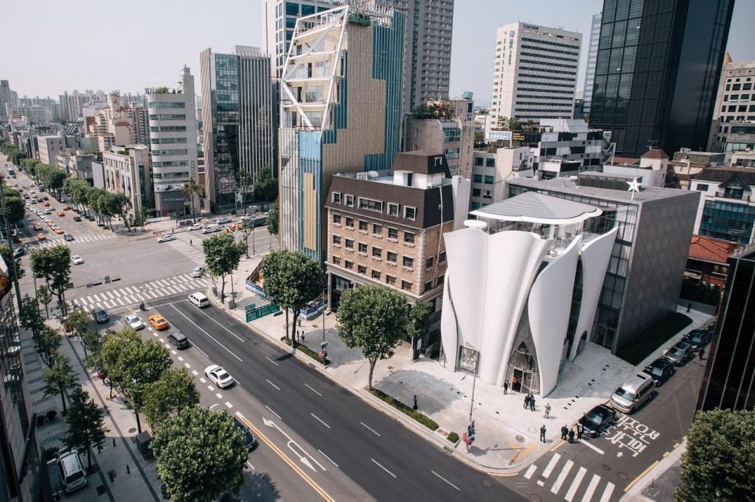 Maison Dior 2 - Séoul